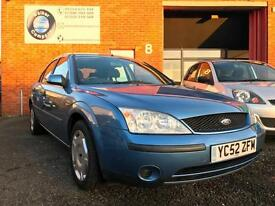 FORD MONDEO LX AUTO 2002 - FULL SERVICE HISTORY 16 STAMPS - 2 KEYS - AUTOMATIC