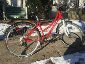Selling adult bike! Everything included!