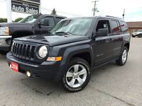 2014 Jeep Patriot North Edition 4X4 SUNROOF// FOR ONLY $19 995!!
