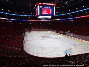 HABS vs. LEAFS - Saturday, Oct 29 @ 7:00pm - Hard copy tickets West Island Greater Montréal image 1