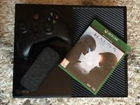 Xbox One (One Remote, Controller, Halo 5)