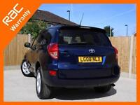 2008 Toyota Rav-4 2.0 XT-R 5 Door Auto 4x4 4WD Sunroof Full Leather Climate Cont
