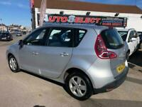 2010 Renault Scenic 1.5 DYNAMIQUE TOMTOM DCI 5d 105 BHP MPV Diesel Manual