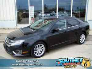 2010 Ford Fusion SEL AWD - Fully Loaded