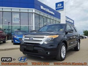 2013 Ford Explorer XLT AWD heated seats satellite radio 7 pas...