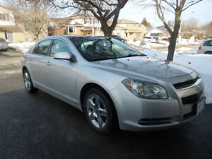 2009 Chevrolet Malibu 1LT Sedan - Low mileage!