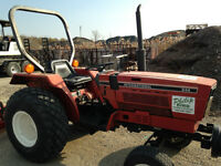 Tractor with Mower For Sale - Great Deal!