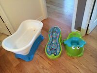 Multi use baby tub + Training pot