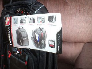 Swiss Gear Wenger Back pack Peterborough Peterborough Area image 6