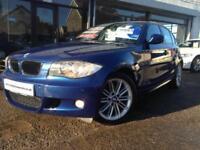 2010 (60) BMW 118 2.0TD auto M Sport *2 Keys, Half Leather, Up to 62 MPG*