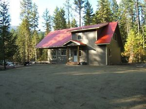 Creekside Privacy Slocan Valley