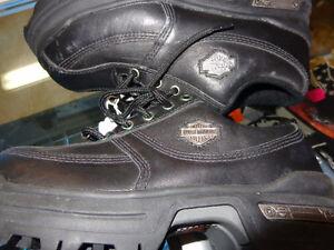 Harley work shoes-ladies 8   recycledgear.ca Kawartha Lakes Peterborough Area image 7