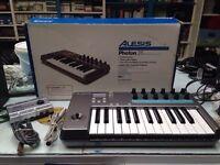 Alesis Photon 25 USB/MIDI controller plus MIDI interface UA-20