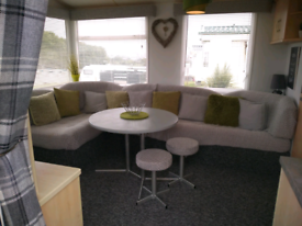 Modern Caravans to rent on Trenance Holiday Park, Newquay, Cornwall