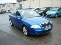2008 Skoda Octavia 2.0TDI PD ( 170bhp ) vRS Finance Available