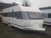 BRAND NEW 2017 HOBBY 660 WFC PRESTIGE,£2500 DEPOSIT TO ORDER YOUR CARAVAN