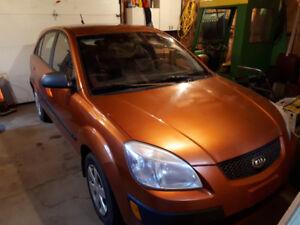 Kia Rio5 à vendre (auto d'hiver)