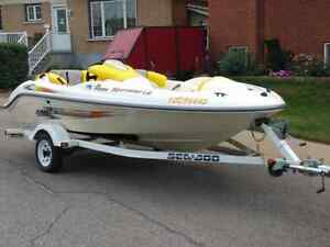 Used 2002 Bombardier sportster le