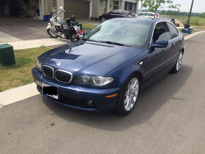 its time to sale my baby  2004 BMW 3-Series e46 Coupe (2 door)