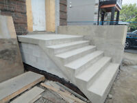 Concrete Contractor in Toronto and GTA