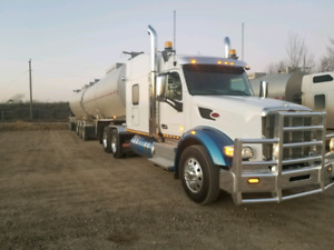 Heavy oil driver needed!