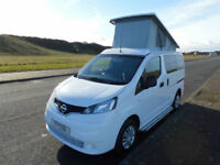 Nissan NV200 with Prestige campers conversion