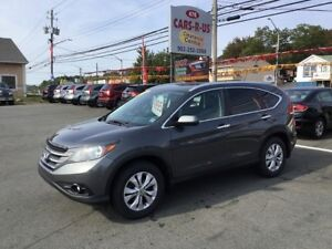 2012 Honda CR-V AWD Touring  FREE 1 YEAR PREMIUM WARRANTY INCLUD