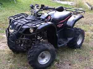 Junior atv 2wd
