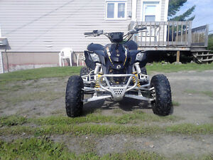 ***** 2009 CAN AM DS 450X XC ***** WILL CONSIDER TRADES *****