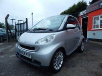 2008 Smart Fortwo Coupe Passion 2dr Auto only 1 former keeper,service history...
