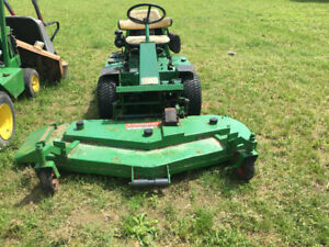 "BOB CAT RANSOMES 74"" COMMERCIAL MOWER (diesel)"
