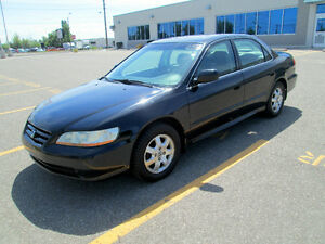 2002 Honda Accord EX Sedan Fully Loaded