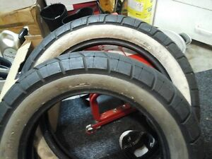 Tires and  battery