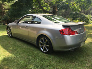 2003 infinity G35 ST6 coupe