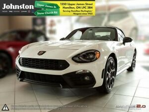 2019 Fiat 124 Spider Abarth Convertible   ~Abarth-~$178.86/Wk