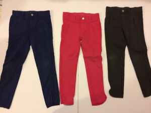 Size 5 girls' jeggings