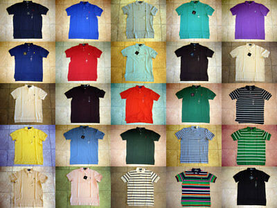 Polo Ralph Lauren Men's s/s Polo assortment 36pcs. [PRL36]  eFashionWholesale