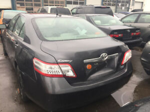 2010 Toyota Camry Sedan for parts