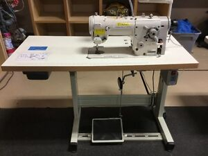 Industrial Sewing Machine - Straigh, 2 and 4 Point Stitch.