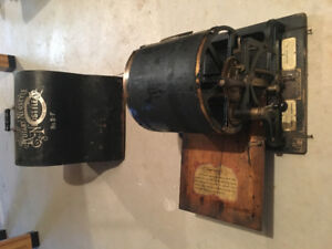 Presse portable 1900 rotary neostyle