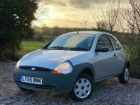 image for WOW IMMACULATE FORD KA 1.3 WITH ONLY 8,950 GENUINE MILES, 1 LADY OWNER FROM NEW