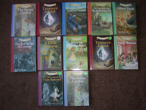 CLASSIC STARTS SERIES FOR YOUNG READERS 8 - 12 YRS OLD (6)