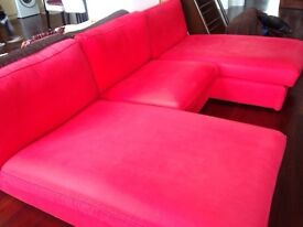 Modern corner sofa and dinning table for sale