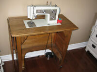 Older style Kenmore sewing machine