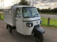 2020 Piaggio Ape APE CLASSIC 420CC Van Diesel Manual