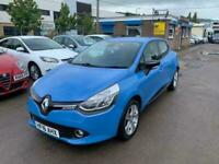 2016 Renault Clio DYNAMIQUE NAV TCE Hatchback Petrol Manual