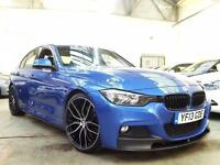 2013 BMW 3 Series 3.0 330d M Sport Saloon 4dr Diesel Sport Auto