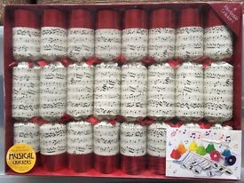 Musical crackers