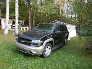 2002 Chevrolet Trailblazer ltz VUS