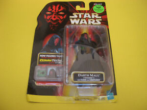 STAR WARS EPISODE 1 DARTH MAUL FIGURE, NOTEBOOK, APPLAUSE London Ontario image 4